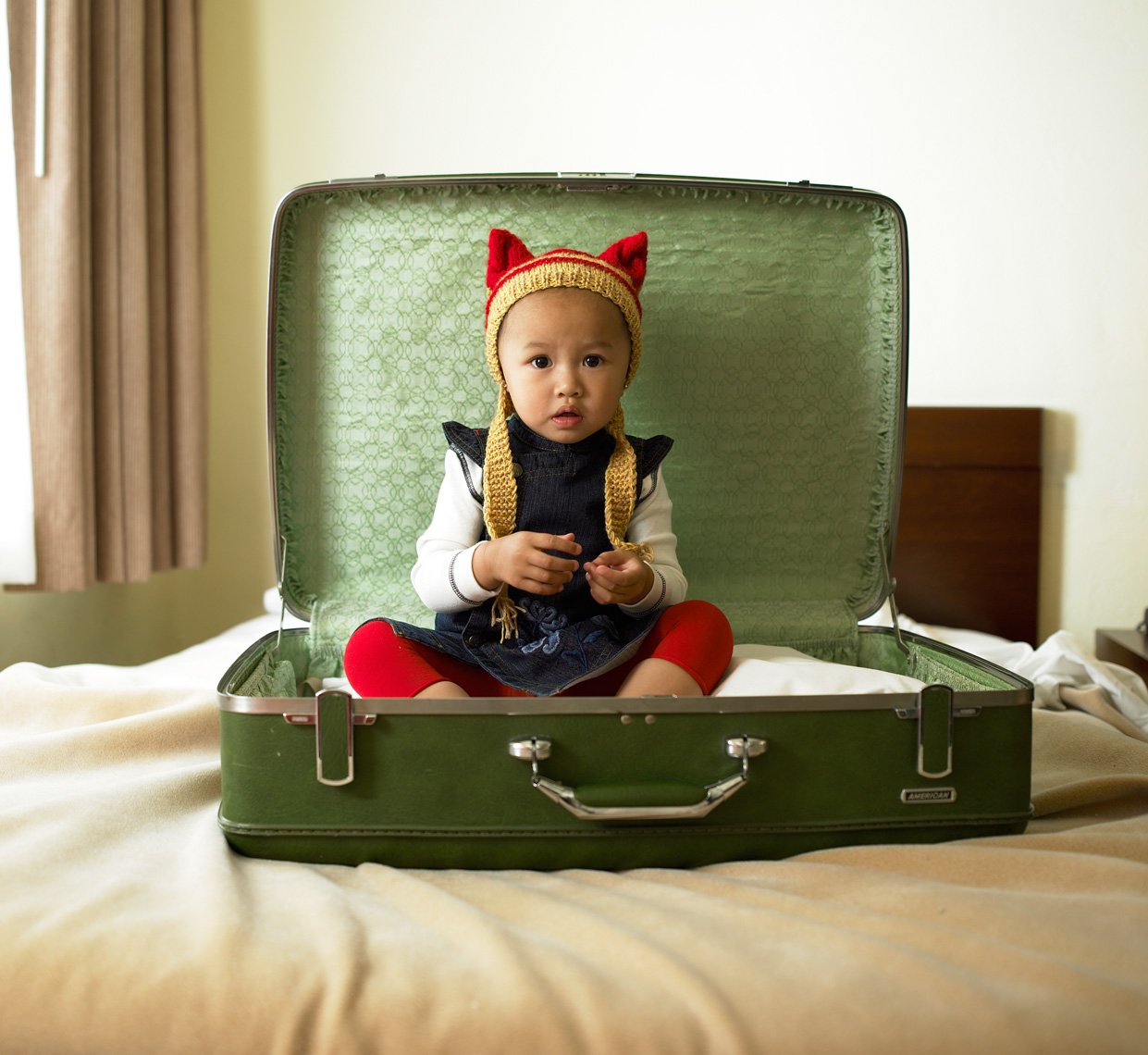 Babies: Suitcase Baby