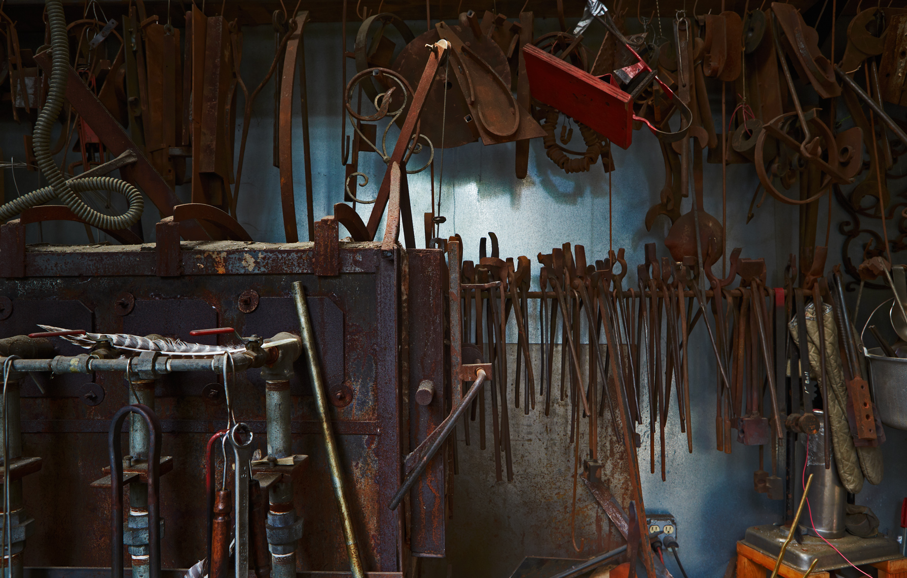 Angelo: Blacksmith Tools