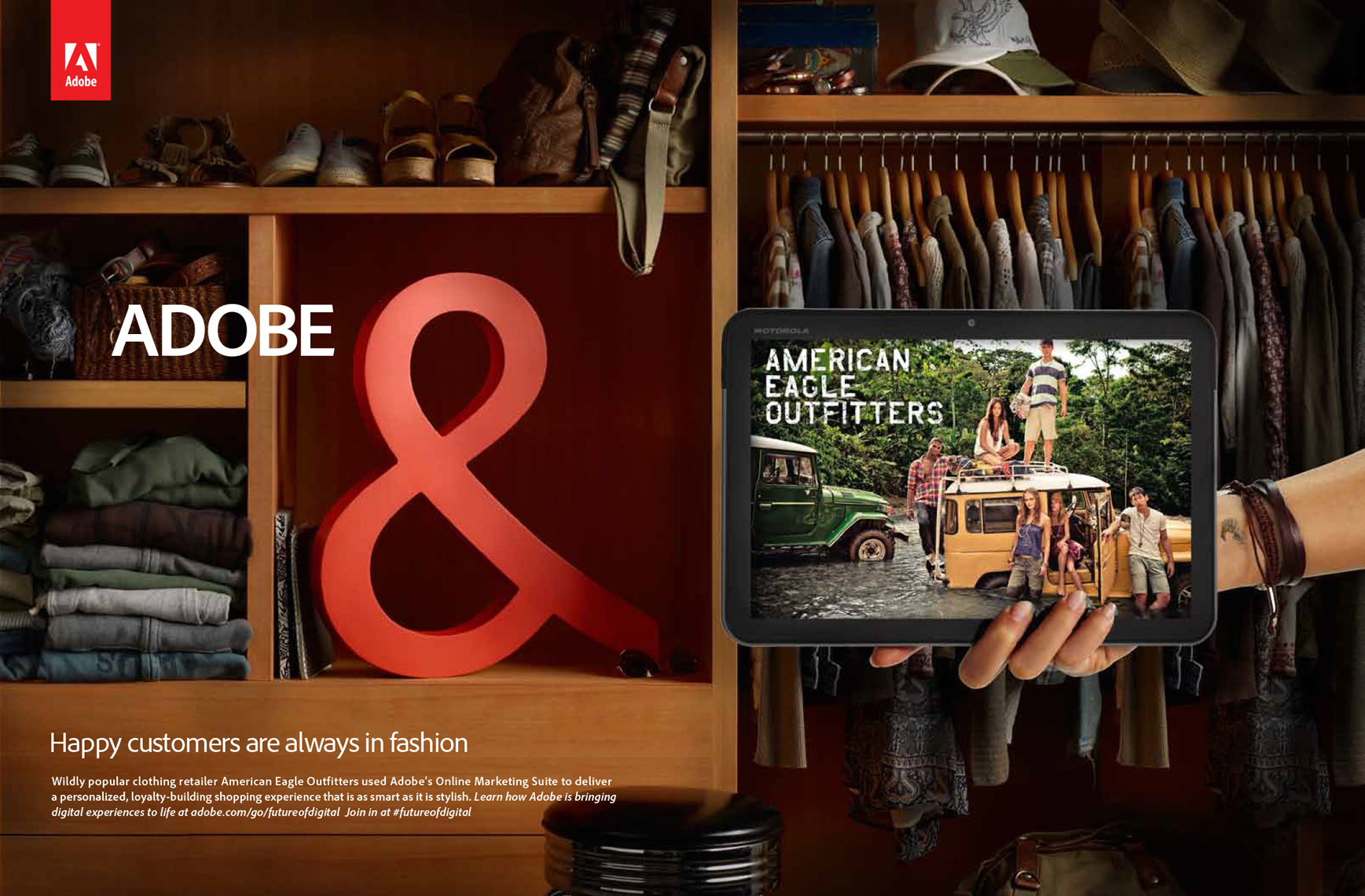 Advertising: Adobe