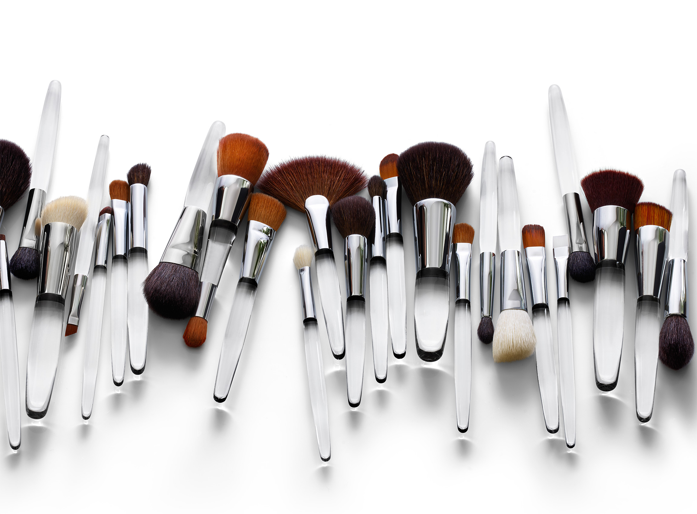 Still Life: Brushes