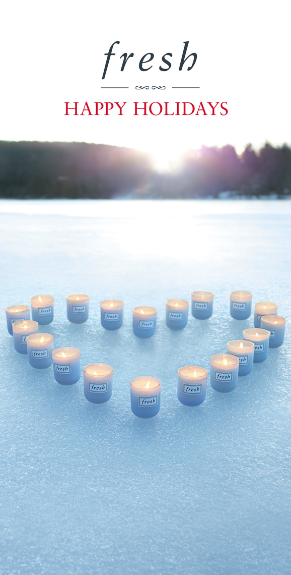 Advertising: Fresh, Candles