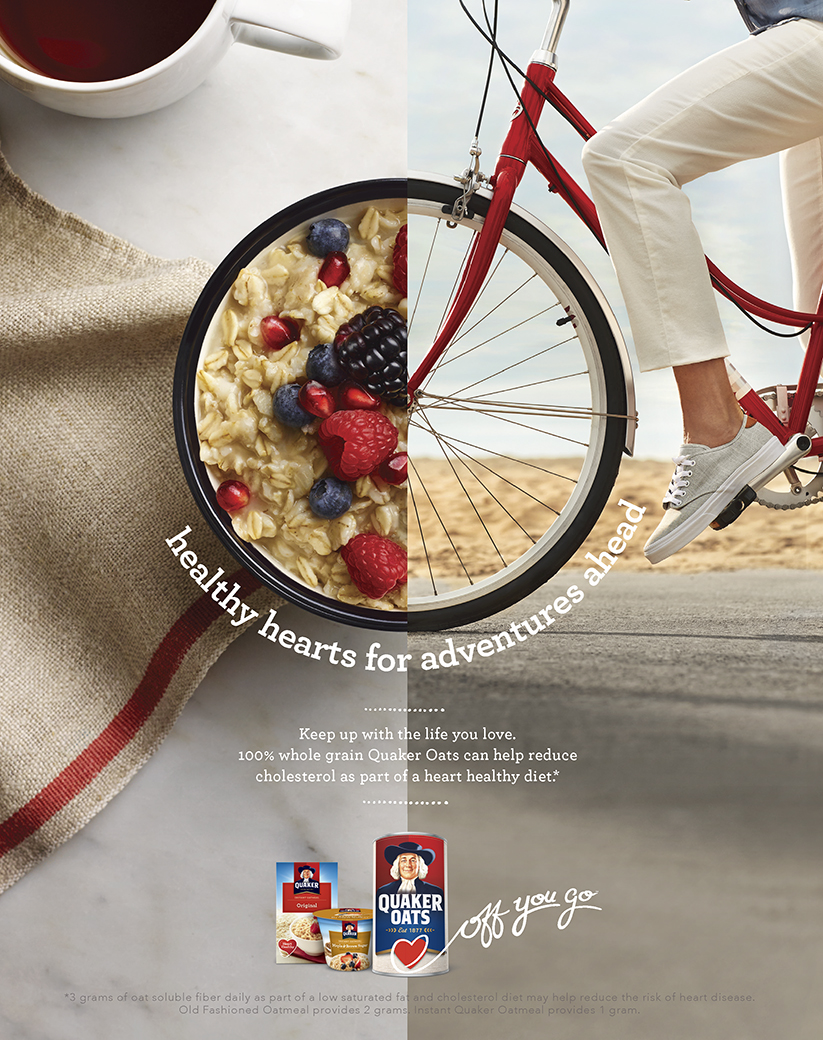 Advertising: Quaker