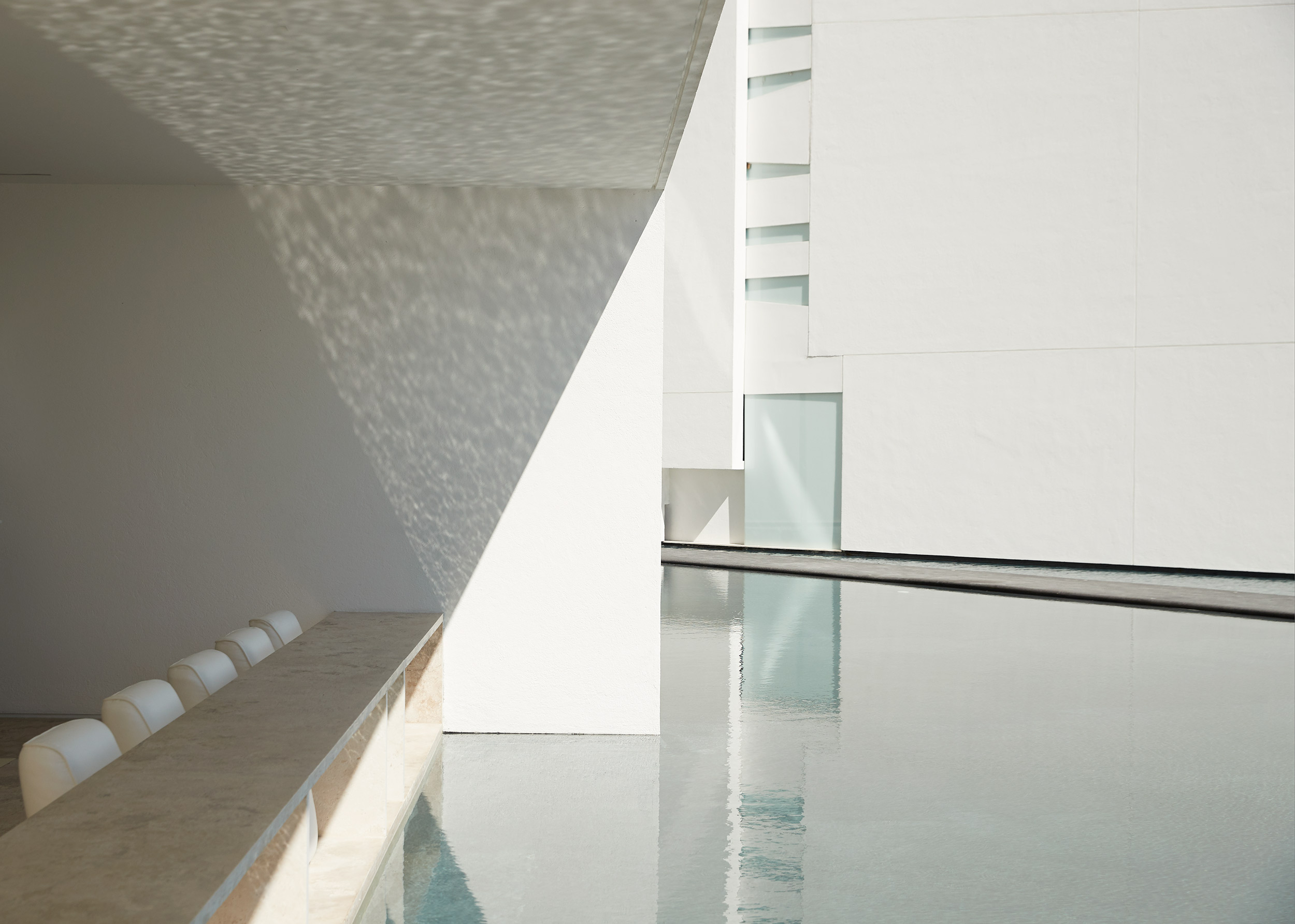 Spaces: Mar Adentro
