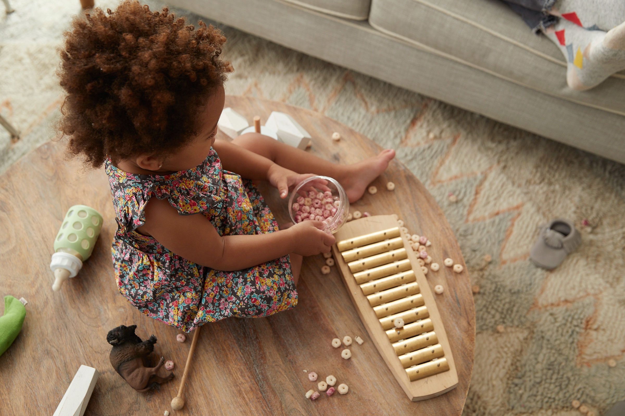 Babies: Musical Cereal
