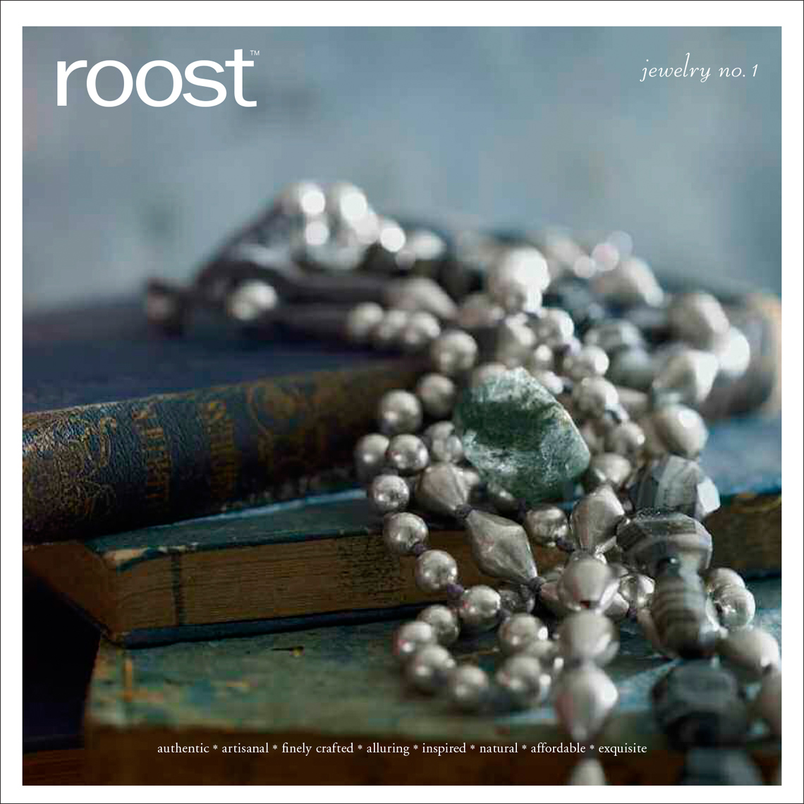Advertising: Roost, Cover