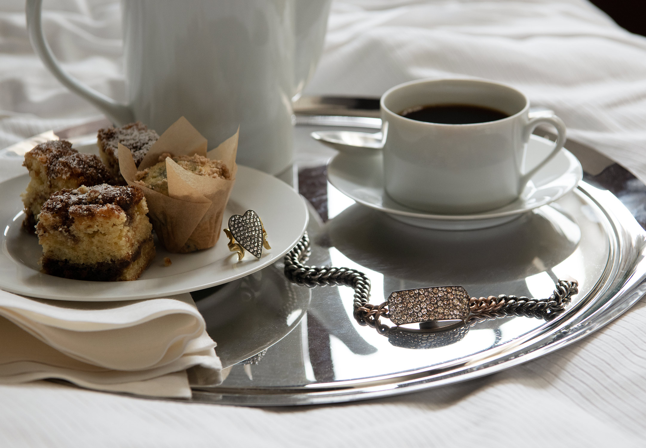 Food: Coffee in Bed